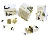 .Tea Packaging.