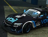 Vail BMW Z4 GT3