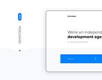 Omnitask UI UX Design