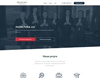 Корпоративный сайт MW Partners