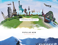 Mr.Travel(Selection of tours for rest)