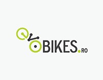 Evo Bikes Branding
