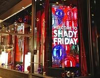 Sunglass Hut - Holiday 2014 NYC 5th Ave Flagship Store