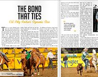 Ag Circle Magazine Editorial Design Samples
