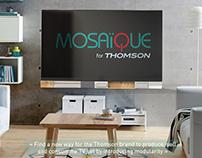 MOSAÏQUE - for Thomson Technicolor
