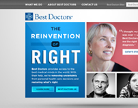 Best Doctors Website