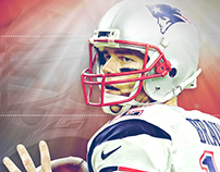 Tom Brady – Five-Time Super Bowl Champion