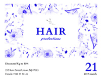 Hair Productions   Free Download Design Templates