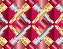Cosmetic Wrapping Paper