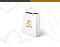 تصميم هوية شركة ماتس