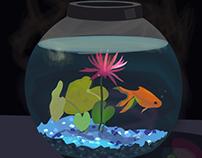 Night Fishbowl
