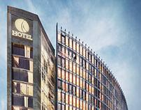 Ka'ake Hotel (Proposal A)