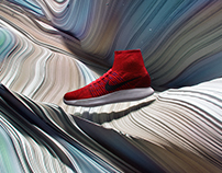 The styleframes for Nike LunarEpic Flyknit