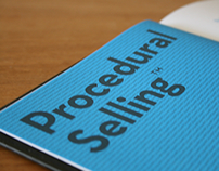 Book design and illustrations for Procedural Selling