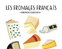 Les Fromages Francais