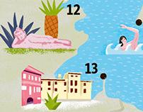 Lago di Garda Map