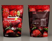 Product Package for Dipper Tea of Sri Lanka