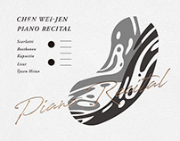 Chen Wei-Jen Piano Recital 2019陳韋任鋼琴獨奏會