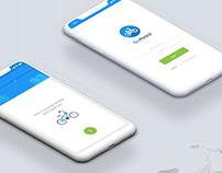 GoPedal UI/UX