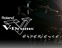 Roland  - V-Drums Experience - 2012
