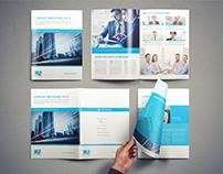 Company Brochure Template Vol.2