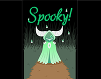 Spook Poster