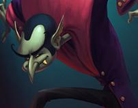 Just the Vampire