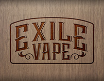 Exile Vape Branding and Product Design