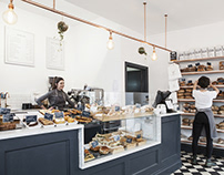 The Flour Pot Bakery — Seven Dials