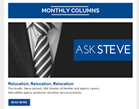 Senior Executives Email Newsletter