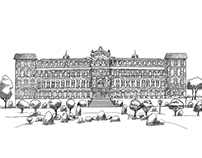 Vidago Palace Hotel. Portugal