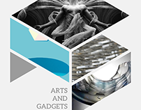 Arts And Gadgets 26-10-2015