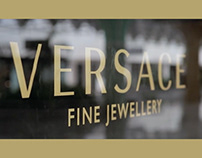 Versace New Boutique in Jeddah, KSA with Ola Alfares