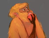 Monkey problem :)