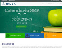 IHDEA - Private Catholic School