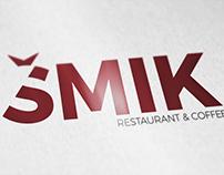 Corporate identity SMIK Restaurant