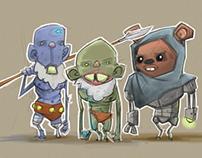 Random creatures #2