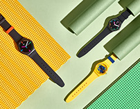 Swatch // Press Kit Collections