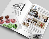 Bentley Cafe & Boutique-Magazine Inner Pages