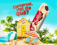 Creme Mel - Carnaval, vai de quê?