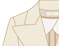 CAD: Stylized/Technical Flats - Jackets