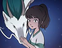 Chihiro - Spirited away