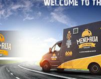 Menu de Rua (Food Truck)