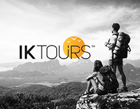 IK TOURS - Rebranding