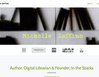 Updated MichelleZaffino.com Portfolio