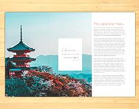 Japanese Culture Brochure (Nihon No Bunka)