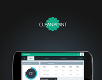Clean Point Mobile App