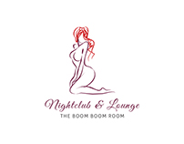 Nightclub & Lounge Logo