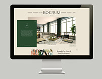 The Boerum - Website