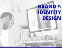 Portfolio update: Branding and Identity.